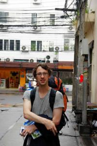Angekommen in Bangkok