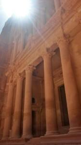 Petra-Schatzkammer